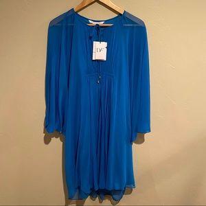 Diane Von Furstenberg New Fleurette Dress Sz 6